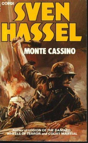 9780552114127: Monte Cassino.