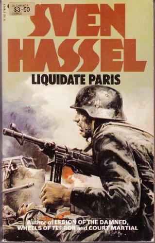 9780552114141: Liquidate Paris