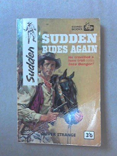 9780552114394: Sudden rides again