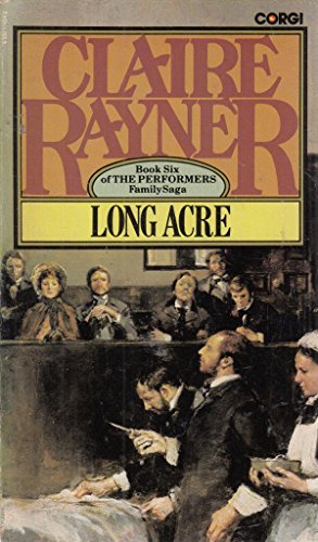 9780552114547: Long Acre (Performers #6)