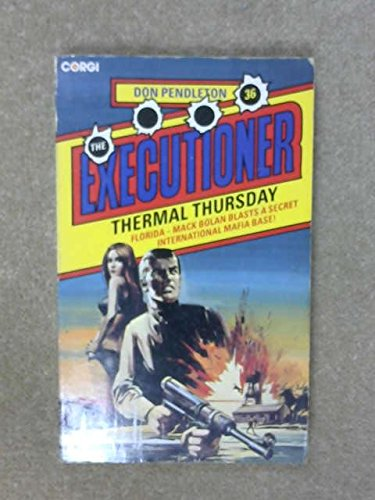 9780552114585: Executioner 36: Thermal Thursday