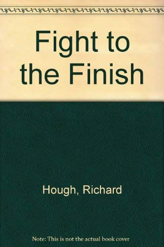 9780552115056: Fight to the Finish