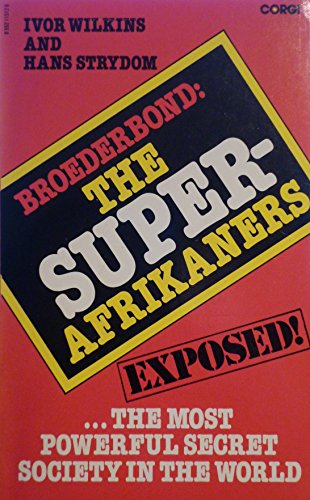 9780552115124: The Super-Afrikaners