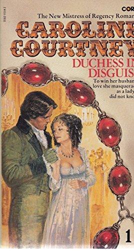 Duchess in Disguise (0552115142) by Caroline Courtney