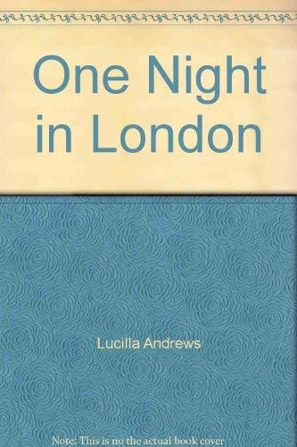 9780552115384: One Night in London