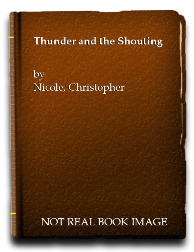 9780552115810: Thunder and the Shouting