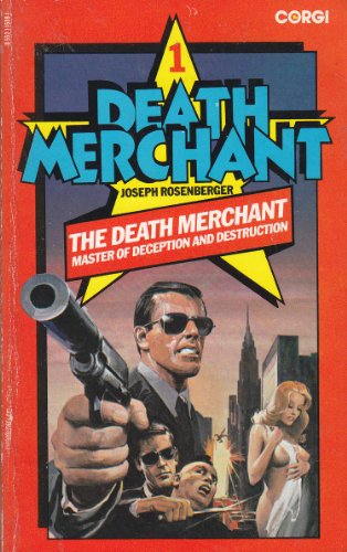 9780552115995: Death Merchant
