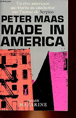 Made in America (0552116254) by Maas, Peter