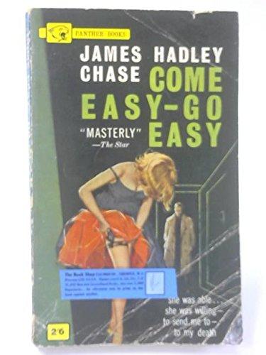 9780552116466: Come Easy - Go Easy