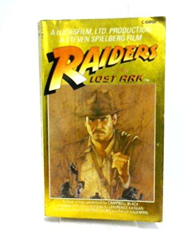 9780552117500: Raiders of the Lost Ark