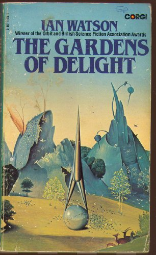 9780552118781: Gardens of Delight