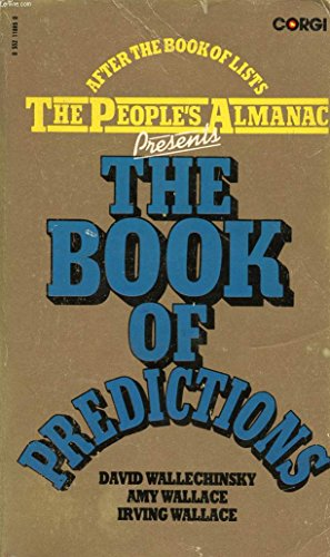 People's Almanac Presents the Book of Predictions: David and Amy