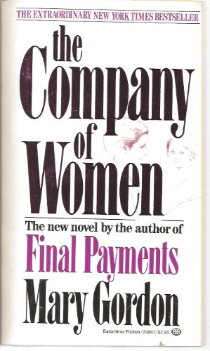 9780552120012: The Company Of Women