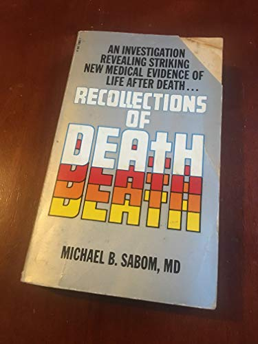 9780552120531: Recollections of Death (A Corgi Book)