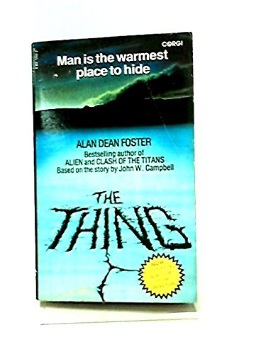 9780552120555: The Thing