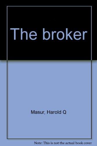 9780552121231: The broker