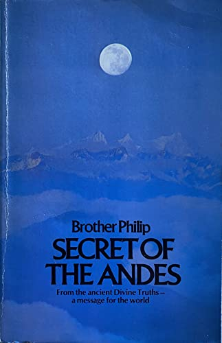 9780552121736: Secret of the Andes