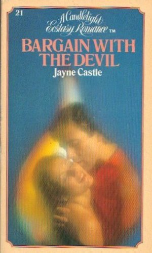 9780552122283: Bargain with the devil (A Candlelight ecstasy romance)