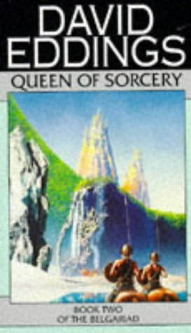 Queen Of Sorcery: Book Two Of The Belgariad (The Belgariad (TW), Band 2)