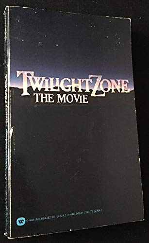9780552123518: Twilight Zone: The Movie: Novel