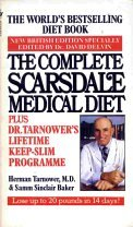 9780552123778: Complete Scarsdale Medical Diet