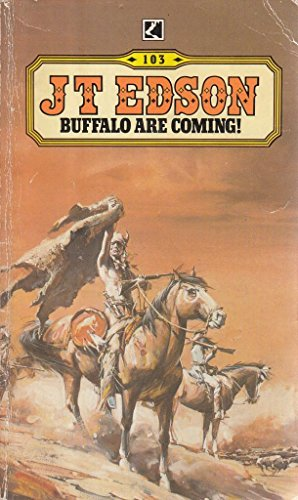 9780552123907: Buffalo are Coming