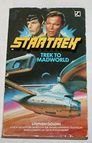 9780552124317: Trek to Madworld (Star trek)