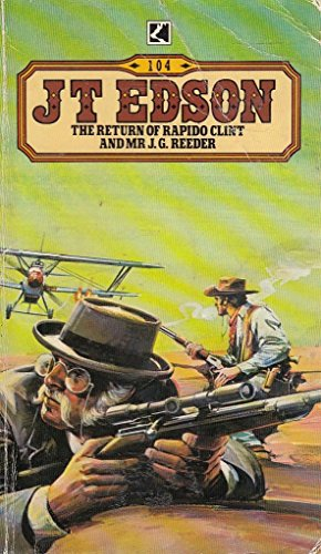 9780552124409: The Return of Rapido Clint and Mr JG Reeder