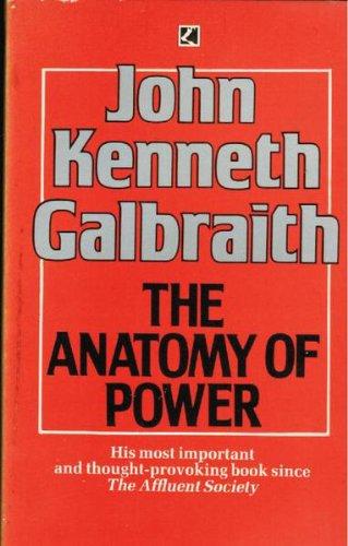 9780552124683: The Anatomy of Power