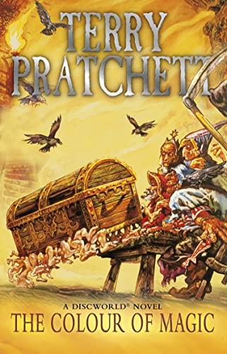 The Colour of Magic - the Original: Terry Pratchett