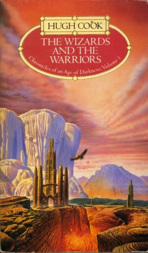 9780552125666: The Wizards And The Warriors (Chronicles Of An Age Of Darkness)
