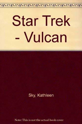9780552125826: Star Trek - Vulcan