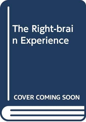 9780552126236: The Right-brain Experience