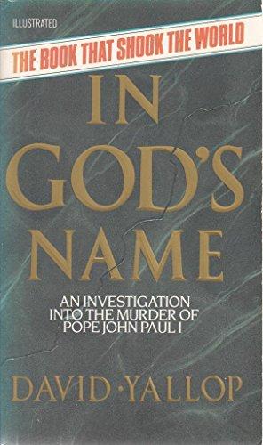 9780552126403: In God's Name