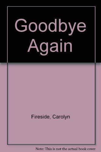 9780552126472: Goodbye Again