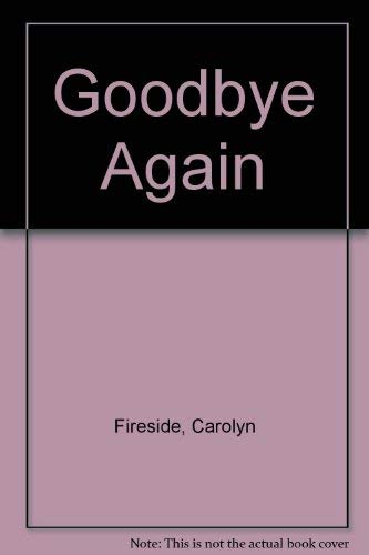 9780552126472: Goodbye Again