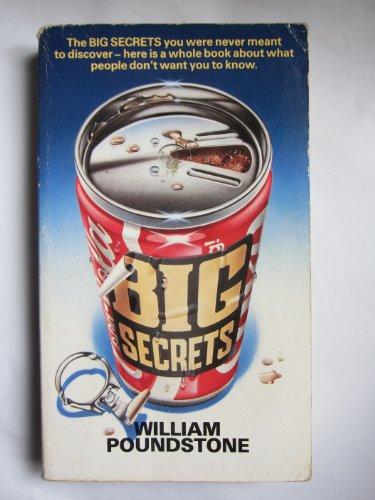 9780552126786: Big Secrets