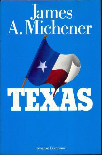 Texas: James A. Michener