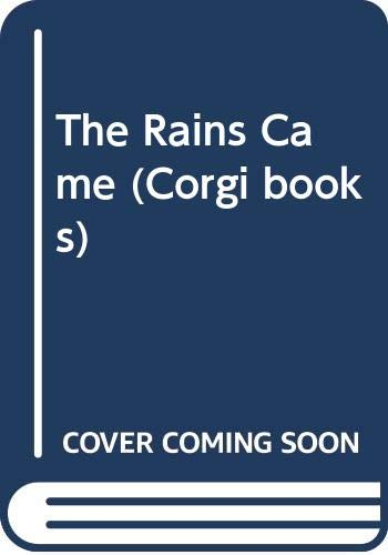 9780552127448: The Rains Came (Corgi Books)