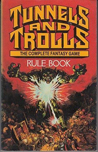 9780552127646: The Tunnels and Trolls: Rule Book (Corgi books)