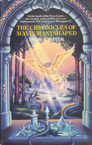 The Chronicles of Mavin Manyshaped (Corgi books)