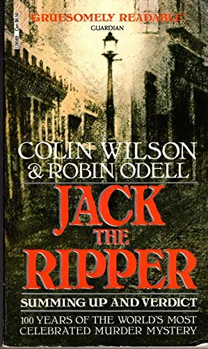 9780552128582: Jack the Ripper: Summing up and Verdict