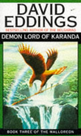 9780552130196: Demon Lord Of Karanda: (Malloreon 3)