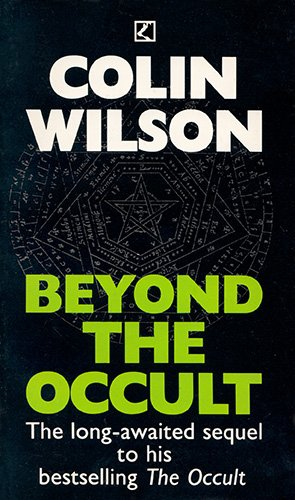 9780552130462: Beyond the Occult