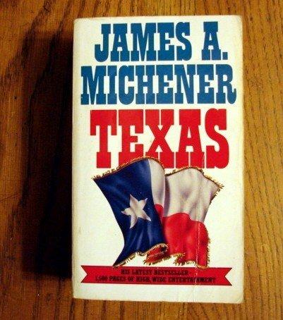 Texas (1): james a michener