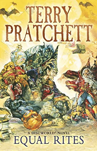 9780552131056: Equal Rites: (Discworld Novel 3) (Discworld Novels)