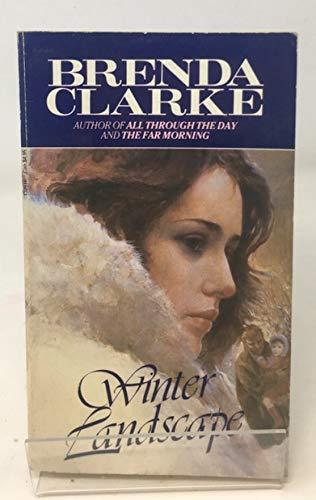 Winter Landscape: Brenda Clarke
