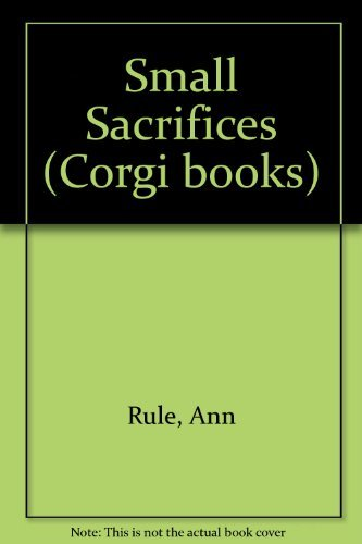 9780552133043: Small Sacrifices (Corgi books)