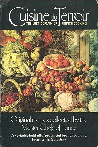 9780552133753: Cuisine du Terroir: Lost Domain of French Cooking