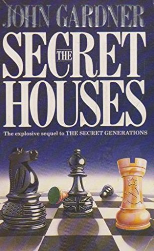 The Secret Houses (0552133760) by John Gardner